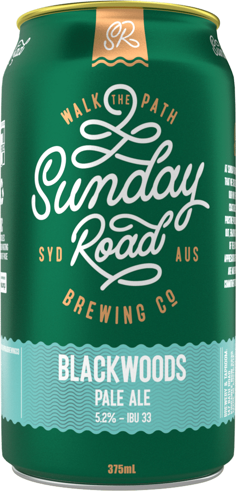 Sunday Road Blackwoods