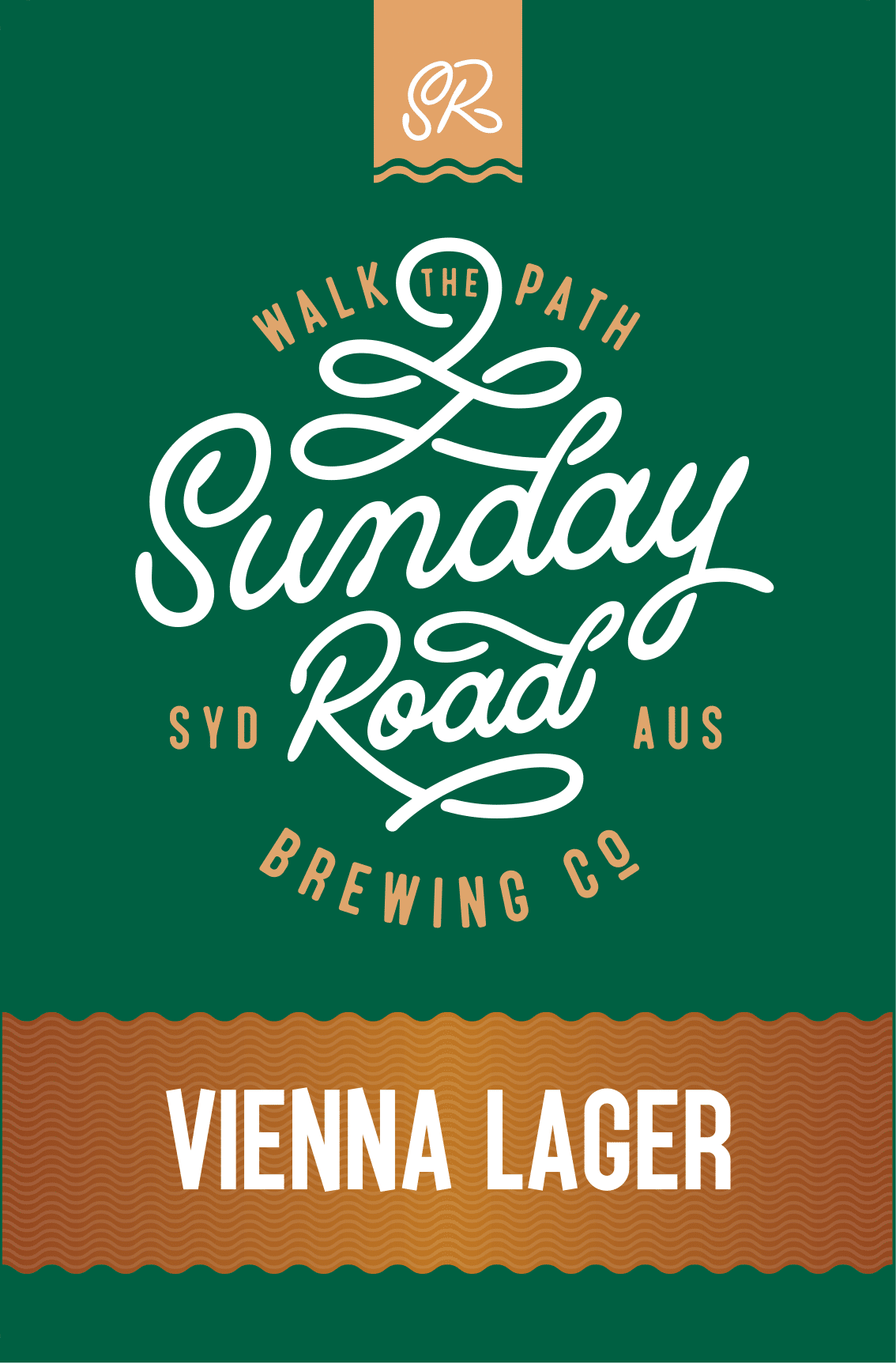 Sunday Road Vienna Lager